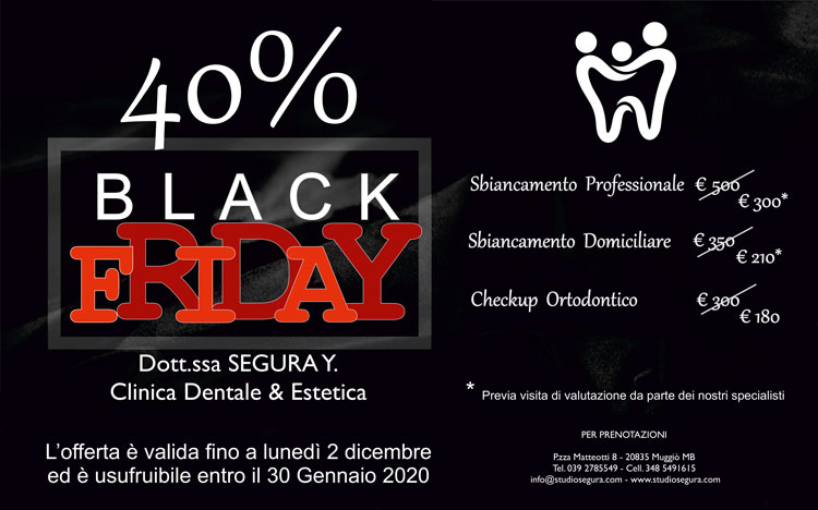 40% Black Friday